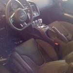 2009 R8 Interior