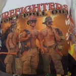 Firefighters won't pull out