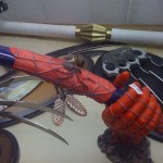 Spiderman dagger (Officially licensed?)