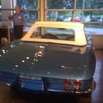 Corvette Back