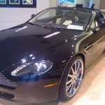 A DB9? not sure...