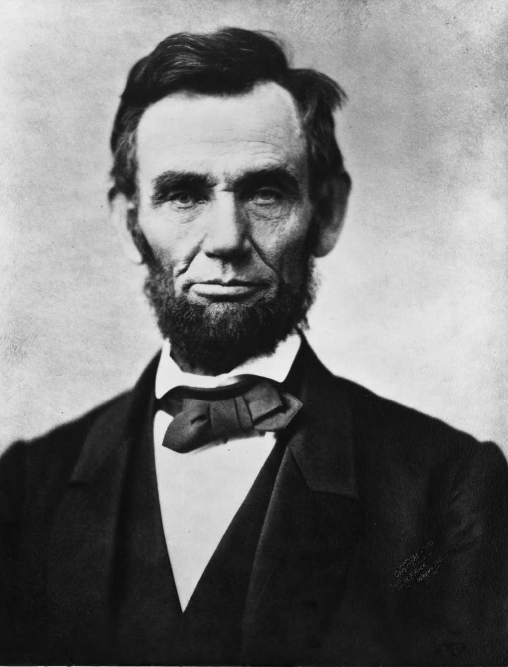 Abraham Lincoln - Classic, especially if you're an extreamly ugly man.