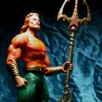 Aquaman - Sure it's really gay, even for a DC character, but blonde beards are even tougher to find.