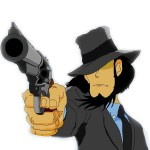 Daisuke Jigen - Lupin III sharp shooting sidekick.