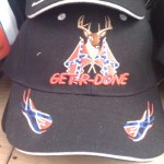 Get-R-Done Hunting hat