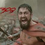 king leonidas see hellboy minus the red paint - Halloween Beard Costume Ideas