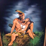 Native American Make-out