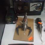 Scorpion Weapon thing