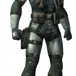 Solid Snake - Simply perfect... if you're a nerd.