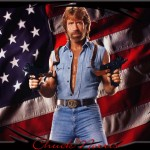 Chuck Norris - Insert whatever joke you want here.
