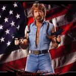 Chuck Norris - Insert whatever joke you want here.
