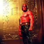 Hellboy - Looking for a Halloween costume where you can show your muscles and your beard?