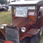 Wooden VW - didn't read the story!