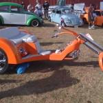VW Bug Bike