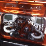 Tricked out HumBug's Engine and LCDs